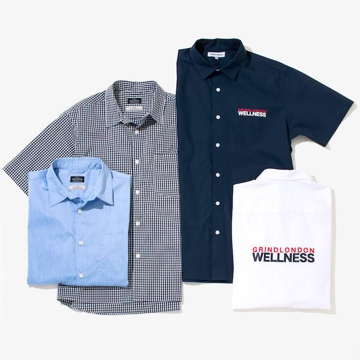 メンズ  夏 カジュアル 半袖 シャツ Tシャツ