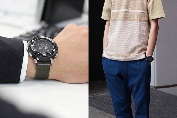 メンズ JOURNAL STANDARD SEIKO PSX LOWERCASE Limited Edition 別注 腕時計