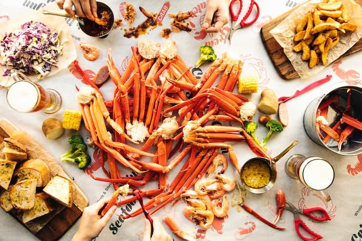 フード Catch the Cajun Seafood キャッチ ザ ケイジャン シーフード江ノ島 オープン