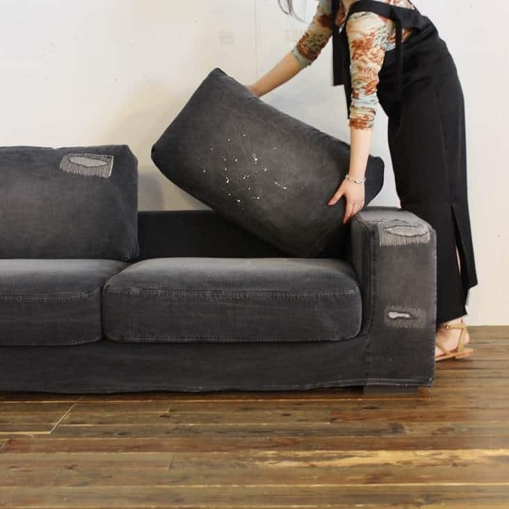 ライフスタイル journal standard Furniture ソファ FRANKLIN SOFA
