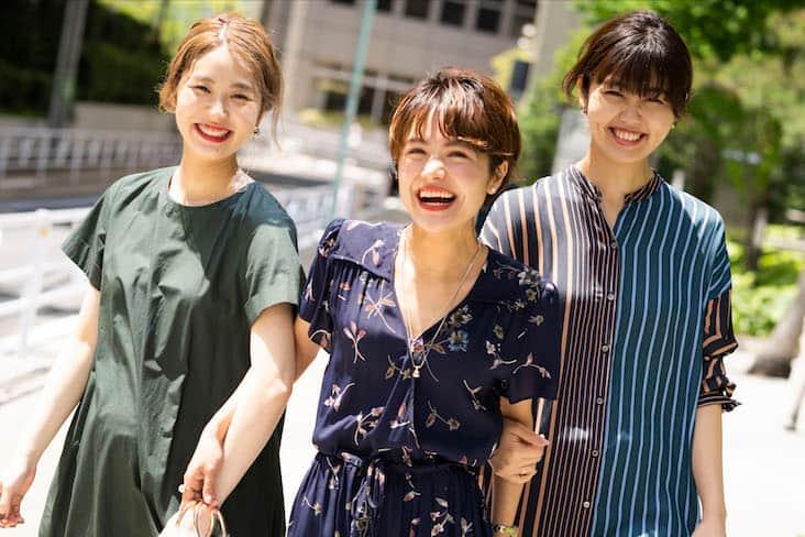 プレス 稲葉真理恵 イチオシ 夏 秋 ワンピース Spick & Span