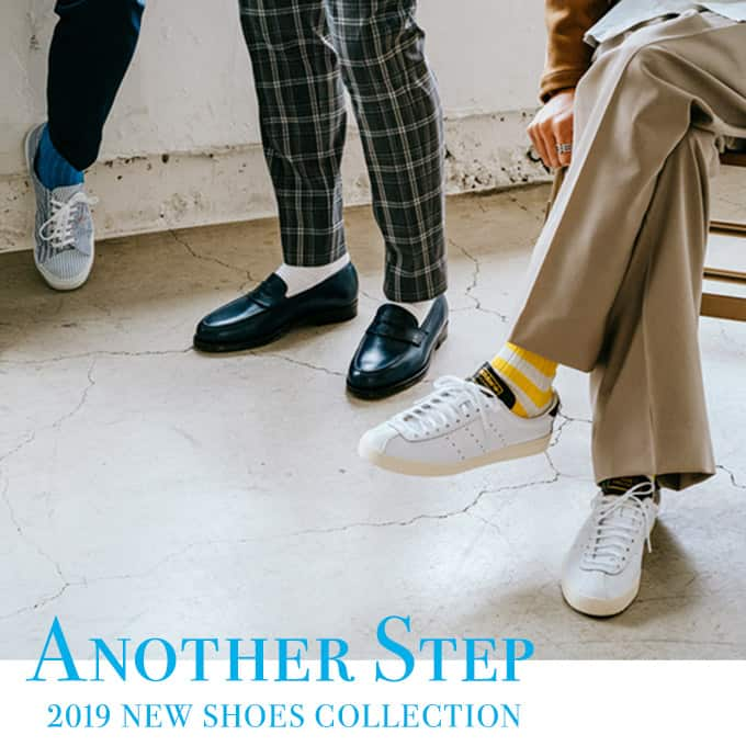 Another Step 2019 NEW SHOES COLLECTION