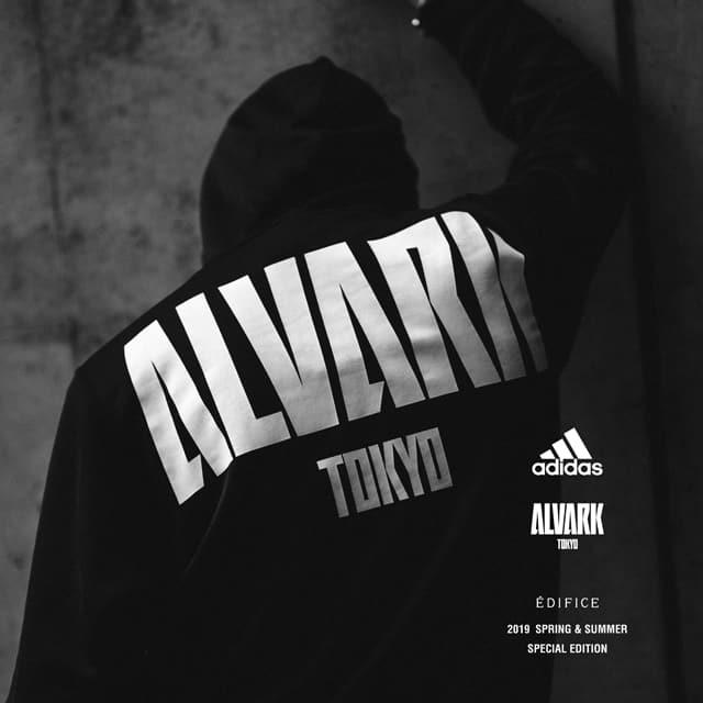 adidas×ALVARK TOKYO - Produced by EDIFICE -