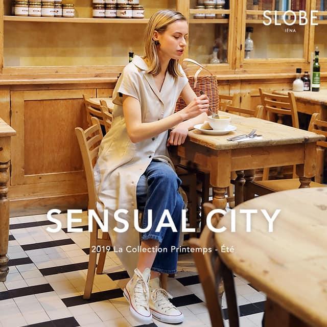 SLOBE IENA | SENSUAL CITY 2019 La Collection Printemps - Ete