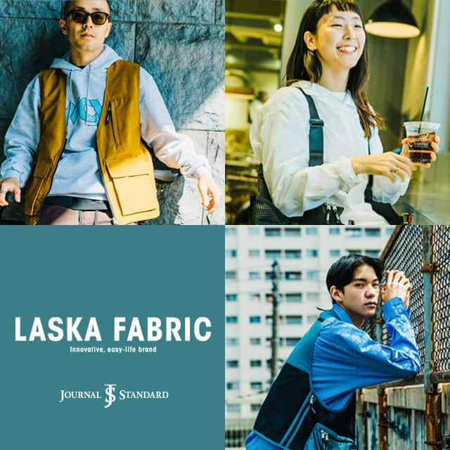 LASKA FABRIC 19SS COLLECTION