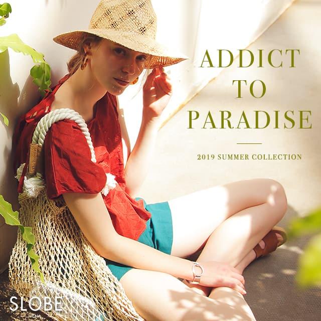 SLOBE IENA   ADDICT TO PARADISE