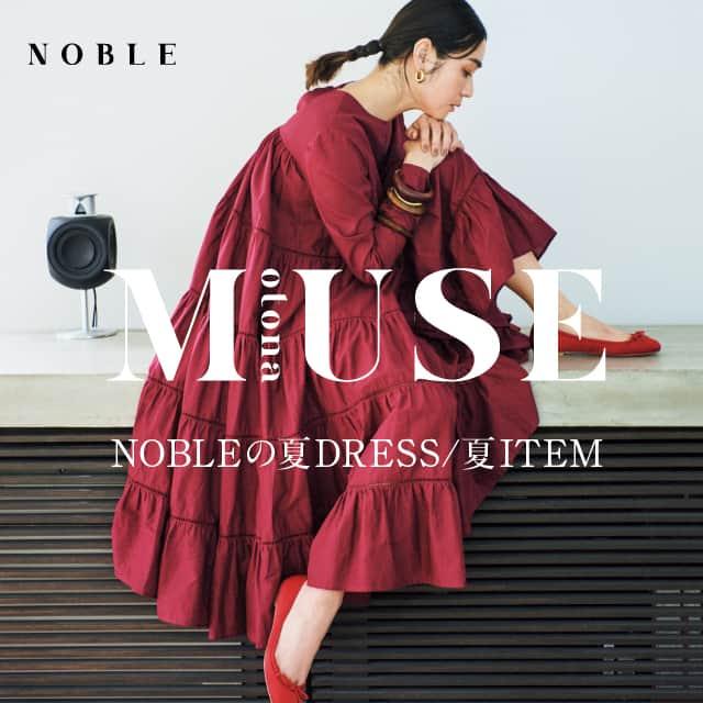 NOBLEの夏DRESS/夏ITEM