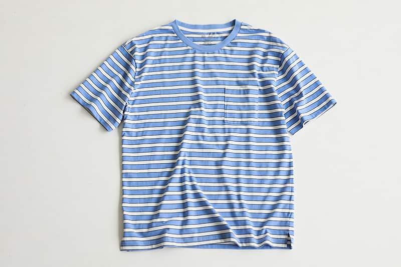 【抗菌・防臭】USA COTTON クルーネックTシャツ