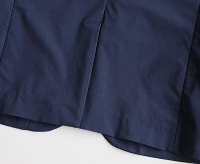 MINOTECH ストレッチ 2ボタン ジャケット