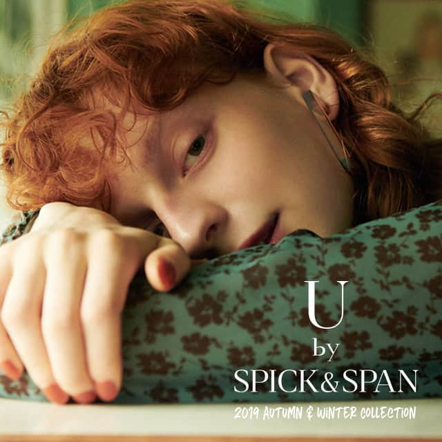U by SPICK&SPAN AUTUMN&WINTER COLLECTION