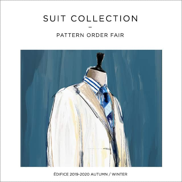 SUIT COLLECTION - Pattern PATTERN ORDER FAIR