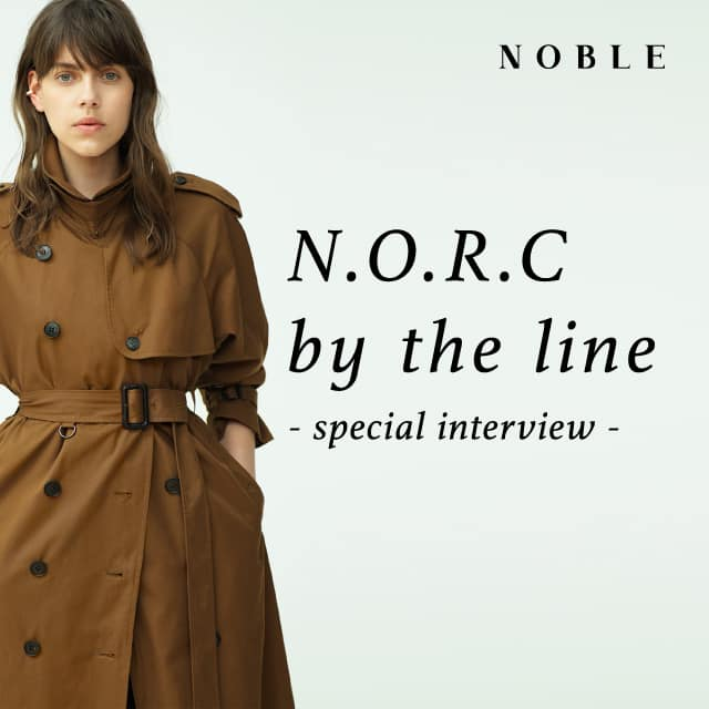 N.O.R.C by the line -special interview-