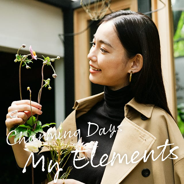 Charming Days vol.01 -阿久津ゆりえ-   Spick & Span