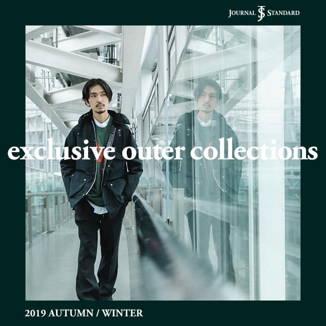 JOURNAL STANDARD EXCLUSIVE OUTER COLLECTIONS 2019 A/W