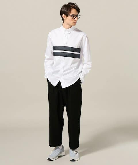 JOURNAL STANDARD BEKPRO / ベクプロ : PULLOVER BUNGEE SHIRT W/PUFFY NYL