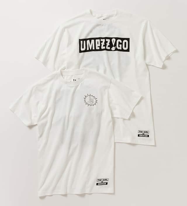 白Tシャツ 前面
