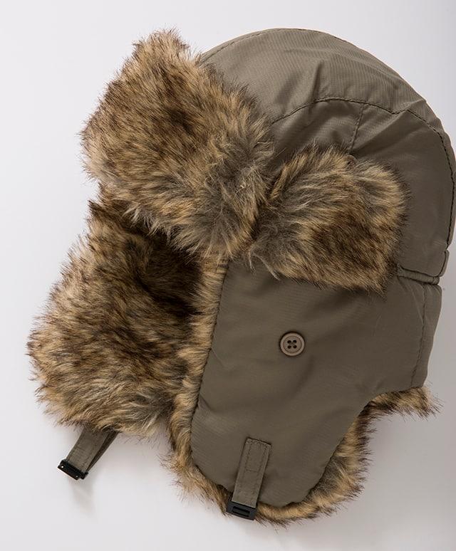 フライト帽