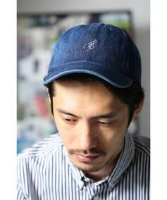 417 DENIM C/FINGERS CAP