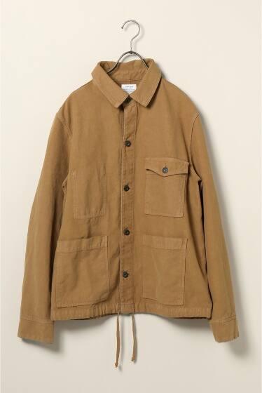 HOMEWORK Twill Work Jacket