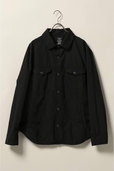 Multi Pocket Shirt Jacket