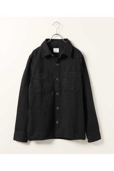 SKU Herringbone Overdye Field Shirt Jack