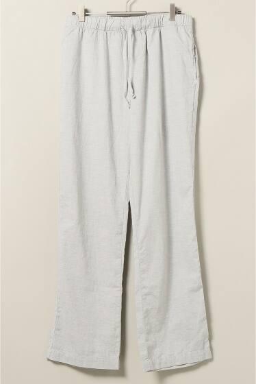 Yarn Dye Woven House Pant