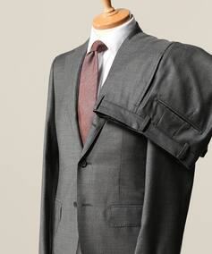 CFT 3Bウール.シルクピンヘッドスーツ