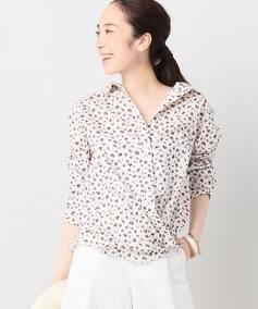C/Li アニマルプリントシャツ