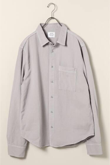 HOMEWORK Herringbone Overshirt