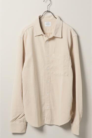 HOMEWORK Herringbone Overshirt