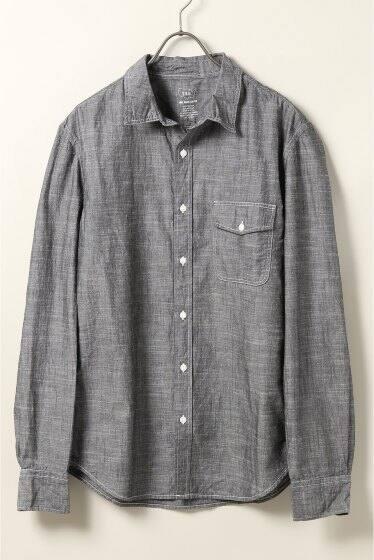 L/S Chambray Work Shirt