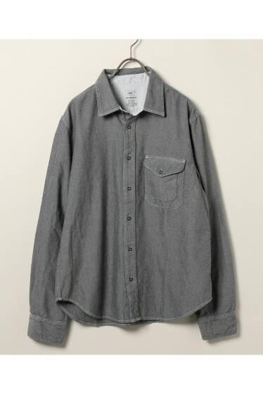 SKU Heavy Flannel Overshirt