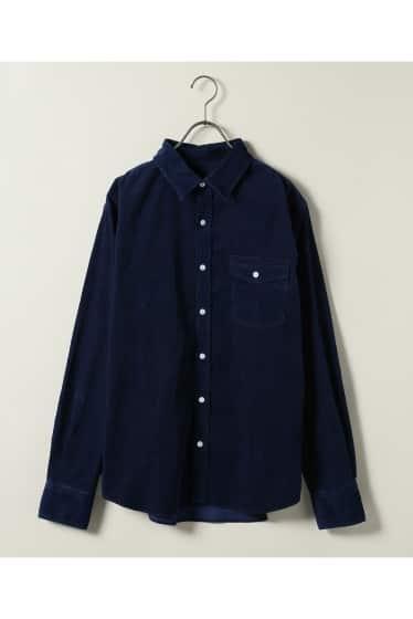 21Wインディゴコールシャツ