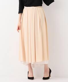 08sircus powdery stretch skirt