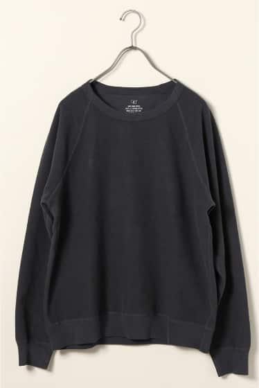 L/S Supima Fleece Crew Sweatshirt