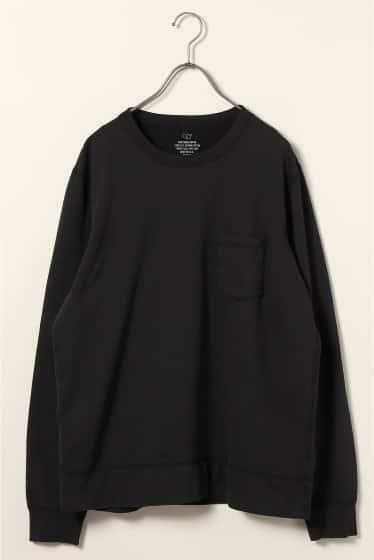 Supima Fleece Pocket Sweatshirt