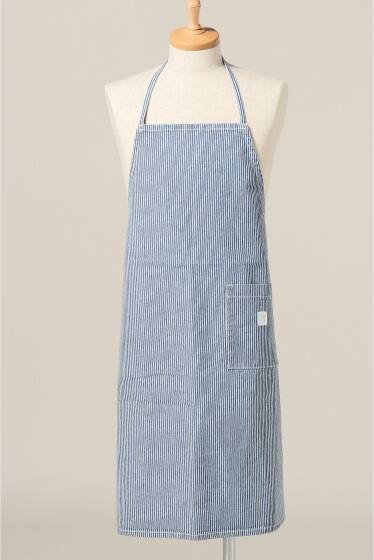 King Hickory Stripe Apron