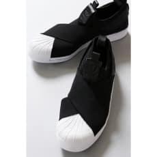 《予約》【adidas】Superstar Slip On W mesh