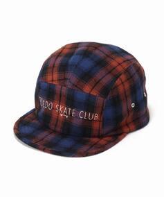 1sin OEDO SKATE CLUB CAMP CAP