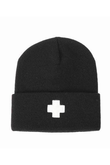 Applique Cuff Cap