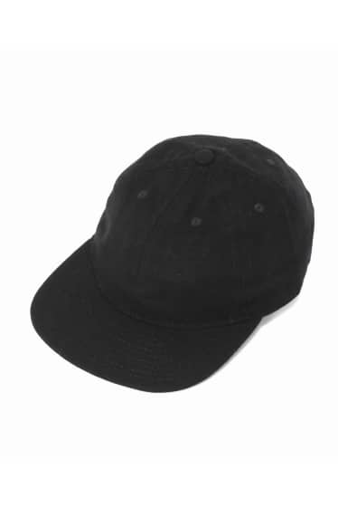 Wool Hopsack Unstructured Cap