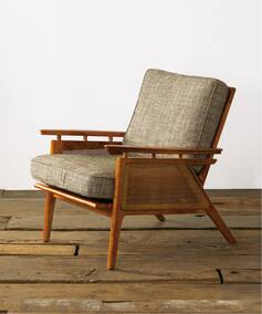 《大型商品》WICKER LOUNGE CHAIR