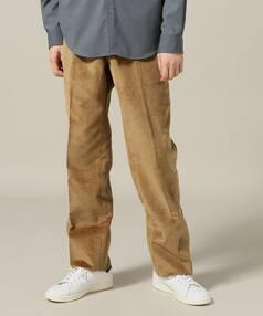 Corduroy Trousers 18030310004530: Beige