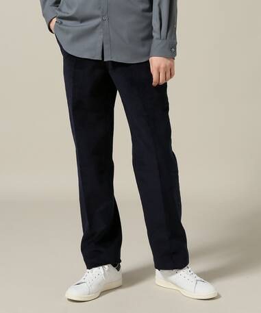 Corduroy Trousers 18030310004530: Navy