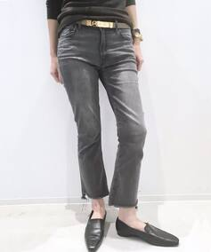 MOTHER INSIDER CROP DENIM