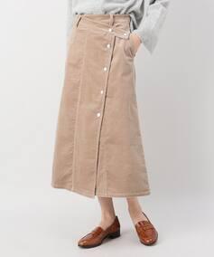 12Wellコールミディスカート