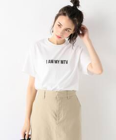 MTVコラボ I AM MTV Tシャツ
