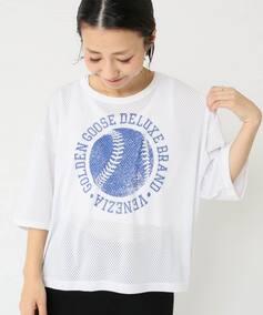 *GOLDEN GOOSE MESH Tシャツ◆