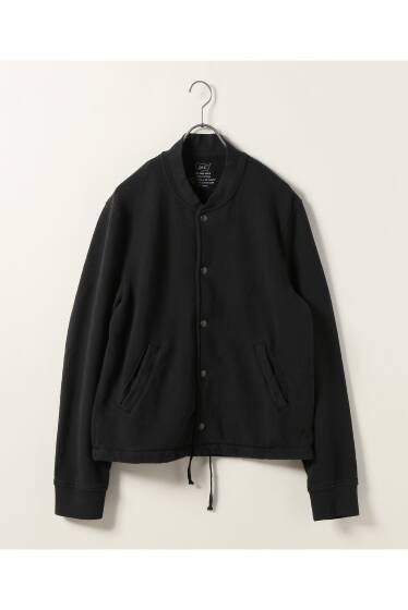 SKU FRENCH TERRY WARM UP BOMBER