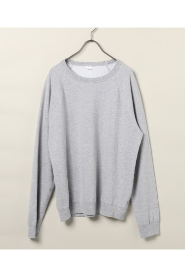 SKU HEATHER FLEECE SWEATSHIRT